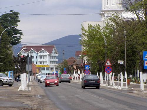 Ioan Rus dorește centură de ocolire pentru orașul Negrești Oaș