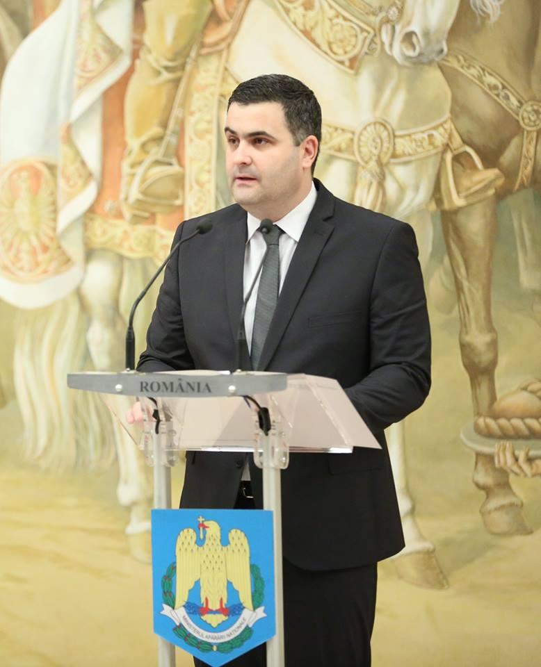 Ministrul sătmărean al Apărării Naționale, Gabriel Leș, ia atitudine în războiul dintre Armată și Gigi Becali