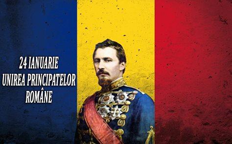 Mesajul ministrului Gabriel Leș cu ocazia zilei de 24 Ianuarie. Acesta a marcat evenimentul la Iași și Focșani