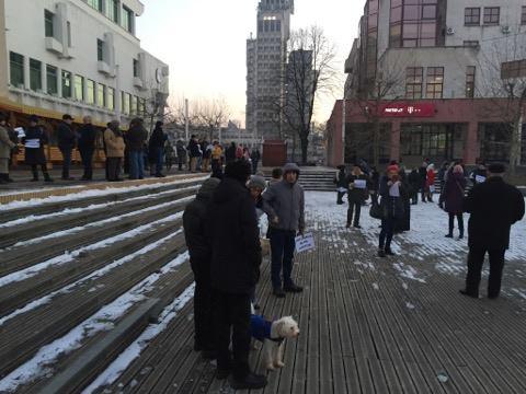 Se protestează din nou. Legea grațierii și a amnistiei contestate din nou la Satu Mare