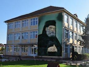 Hram la Liceul Steinhardt din Satu Mare