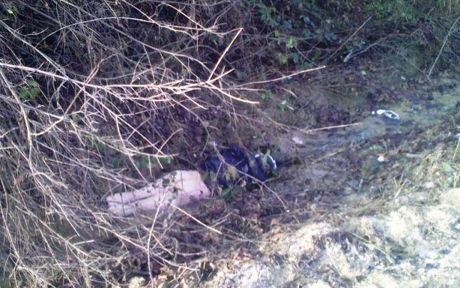 Accident mortal în Lazuri. Tânărul de 19 ani care l-a produs a fugit de la locul accidentului