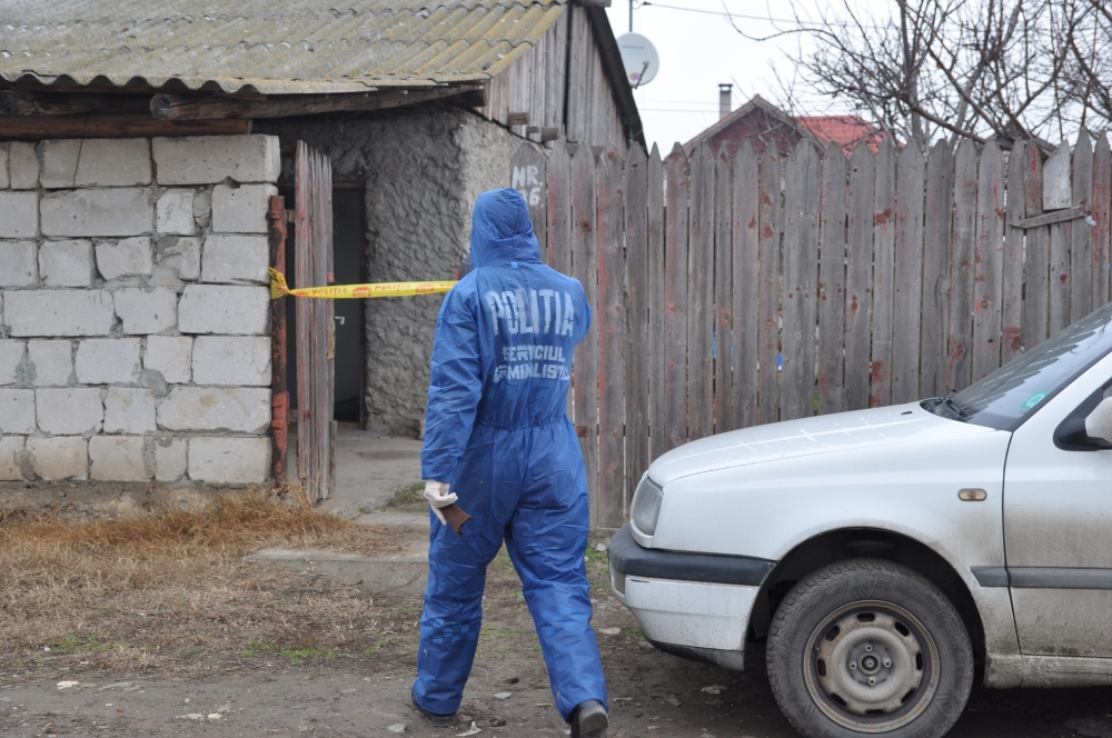 Bărbat găsit mort în propria casă aproape de Satu Mare