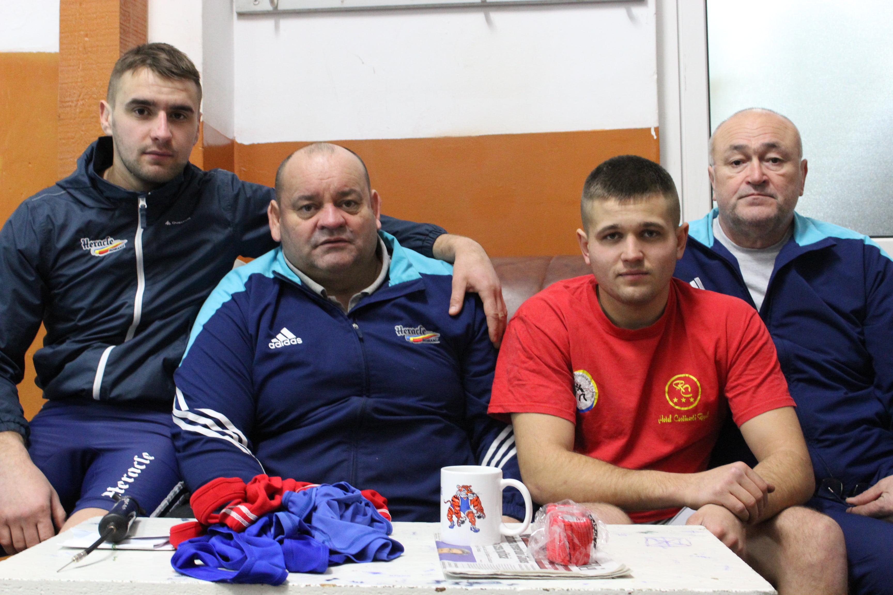 """Tudor Barbul, antrenorul campionilor de la țară: """"Sunt mai buni ca balconiștii"""""""