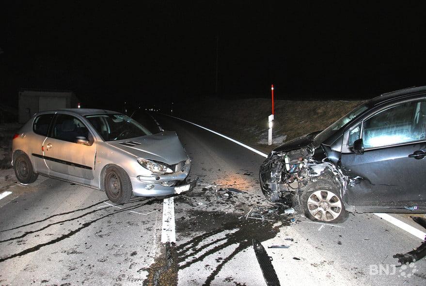 O femeie este vinovată de accidentul de luni seara de la Negrești Oaș. Trei persoane au ajuns în spital