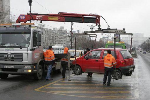 Szervezi az illegálisan parkoló autók elszállítását a polgármesteri hivatal. Hol fogják összegyűjteni ezeket?