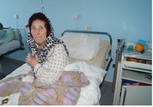 Egy nagykárolyi nő meghalt a hideg miatt. Lefagytak a lábai.
