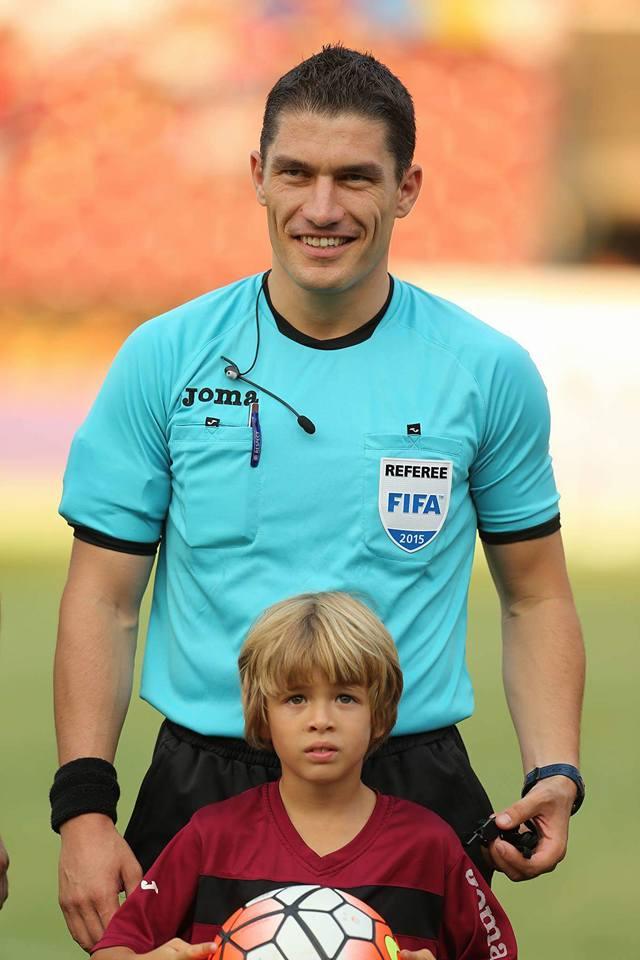 Istvan Kovacs – ARBITRU FIFA – Povestea succesului