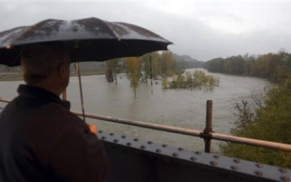 Cod portocaliu de inundații în județul Satu Mare