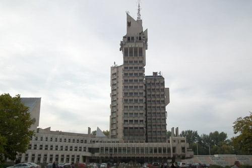 Vor să transforme Palatul Administrativ! Vezi despre ce este vorba