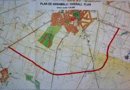 Concernul italian a început treaba la șoseaua de centură. 500 de proprietari așteaptă exproprieriile