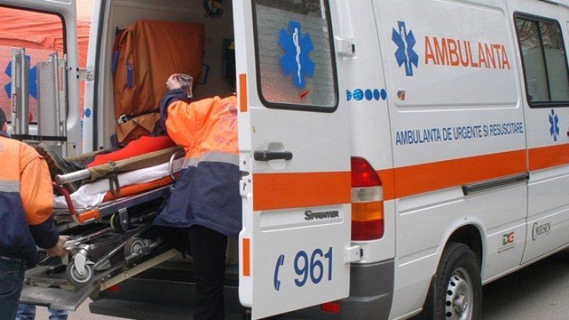 Minor de 10 ani, accidentat la Pișcolt