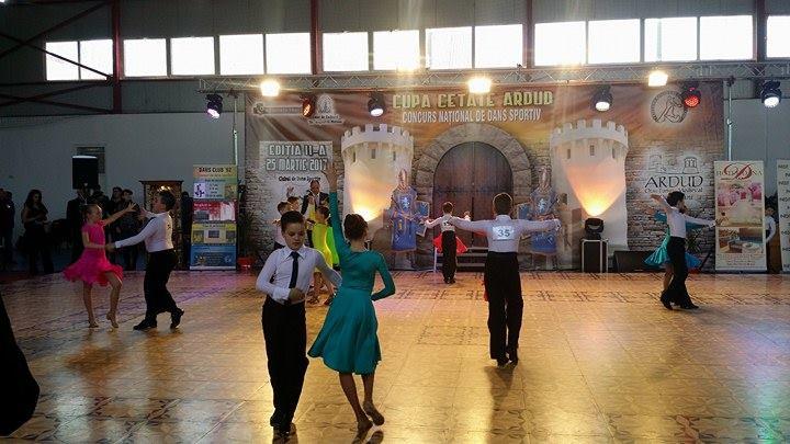 Loga Dance School a urcat de 7 ori pe podium la Cupa Cetate Ardud
