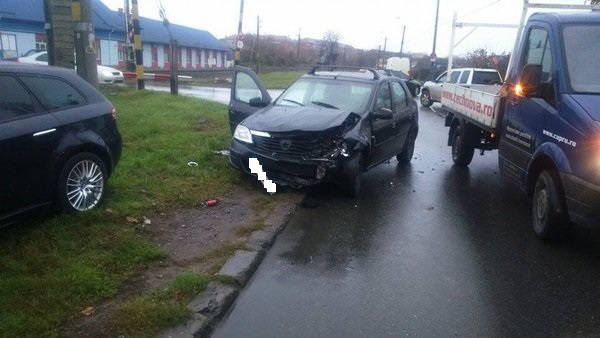 Șoferi beți au produs accidente în Păulești și Vama