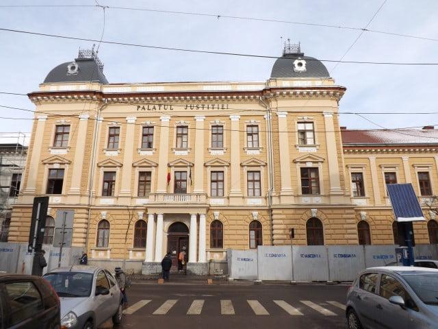 Schimbări în circulația rutieră din zona Palatului Justiției. Vezi ce se modifică