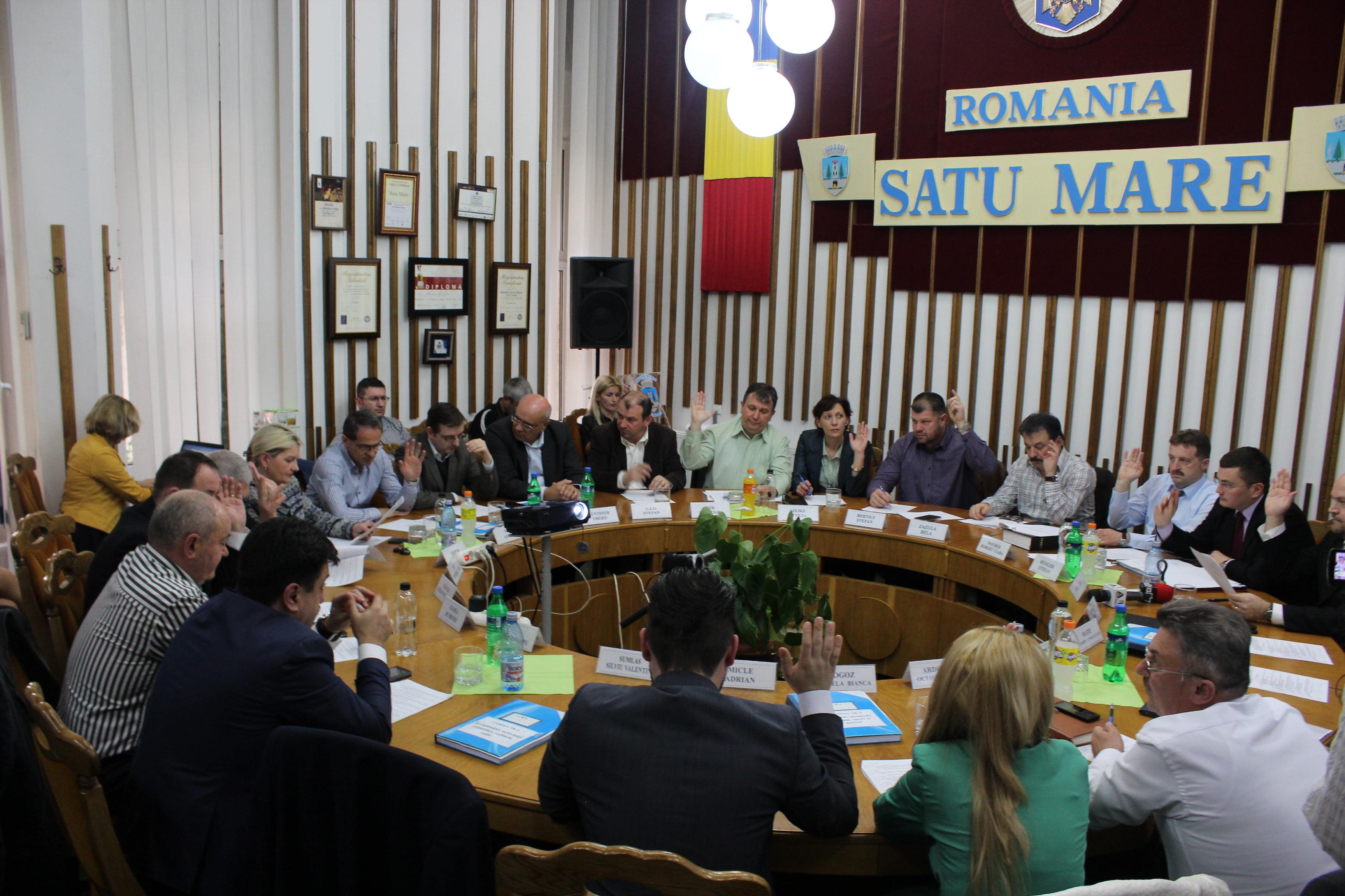 Buget fără scandal. Consilierii locali au votat bugetul municipiului, în an ne-electoral