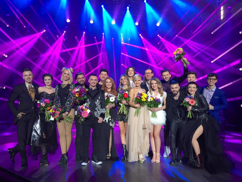 Un renumit brand sătmărean, pe podium în finala Eurovizion 2017
