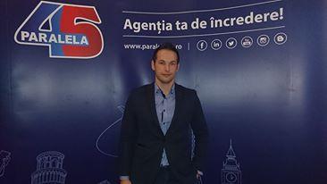 Un tânăr din Satu Mare, model de om de afaceri în turism. Conduce operațiunile Paralela45 în trei județe