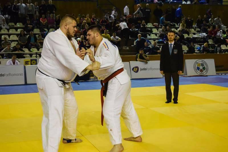 Sătmăreanul Vasi Fușle arbitrează la Cupa Europeană de judo de la Sarajevo