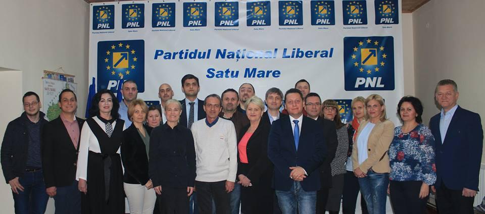 Doina Feher este nou președinte al organizației municipale PNL Satu Mare