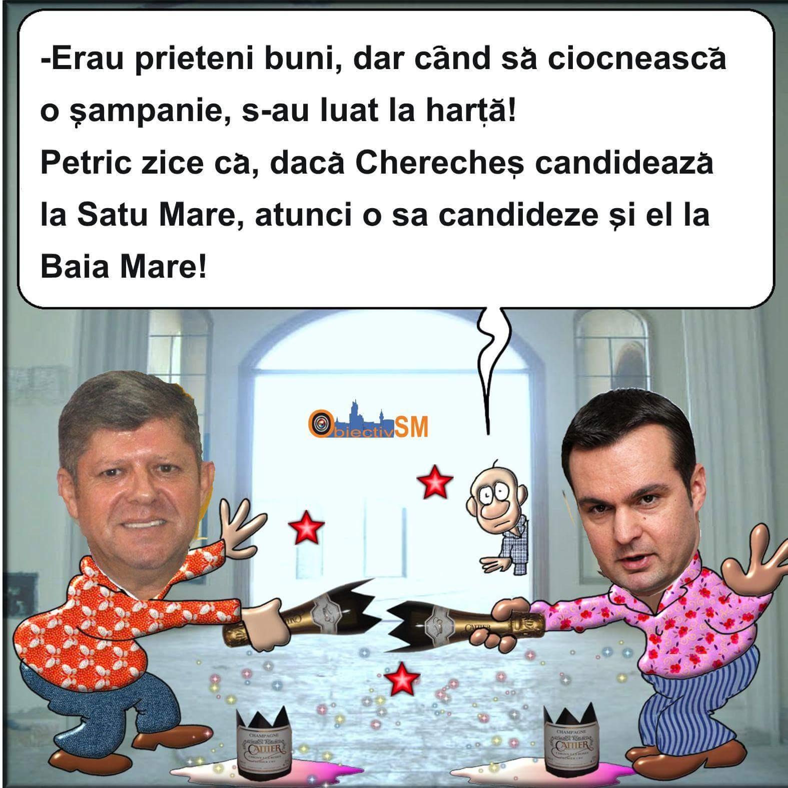 CARICATURA ZILEI!!! Cum se importa candidati