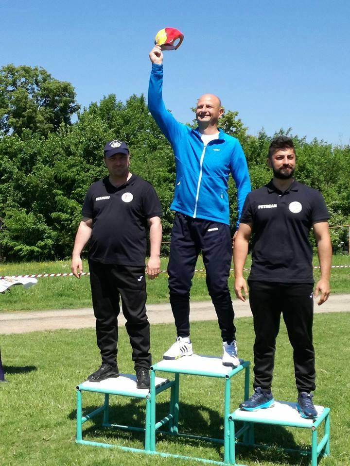"""Jandarmii din Satu Mare """"au împușcat"""" toate medaliile la un concurs în Târgu Mureșs"""
