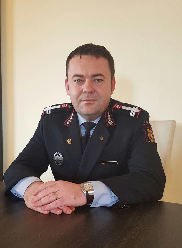 La mulți ani, Locotenent Colonelul Aurel Ulici!!!