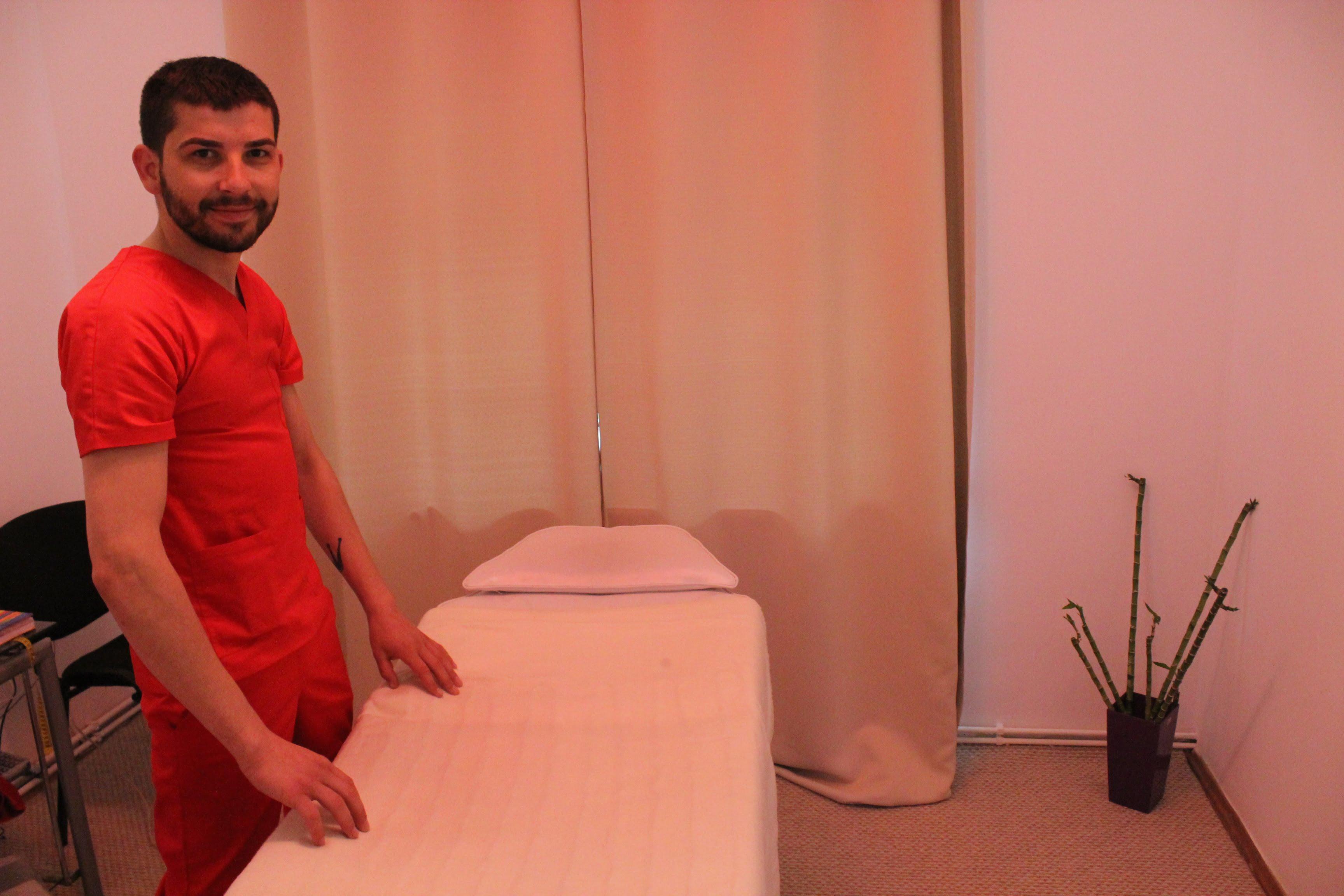 Tudor Gherman vă învață ce să nu faceți după ce plecați acasă de la masaj. Sfaturi importante!!!
