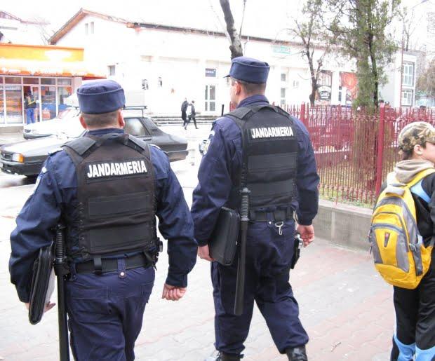 Jandarmii la datorie  în municipiul Satu Mare, cât şi în oraşele Carei, Negreşti şi Tăşnad