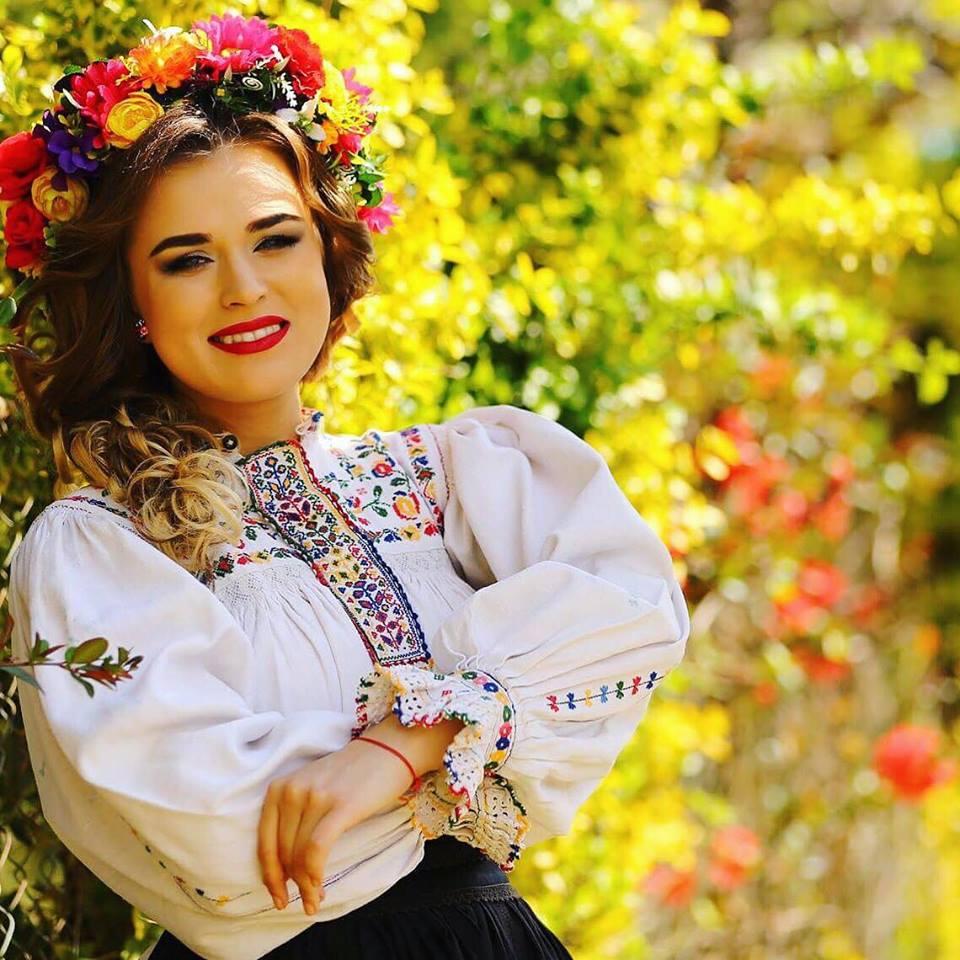 Artista Georgiana Marina va concerta într-un turneu în SUA, alături de artiști de renume