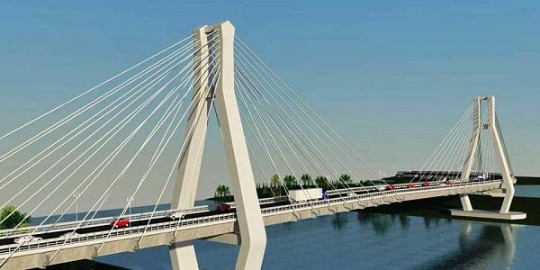 S-a semnat! Vin banii pentru al treilea pod