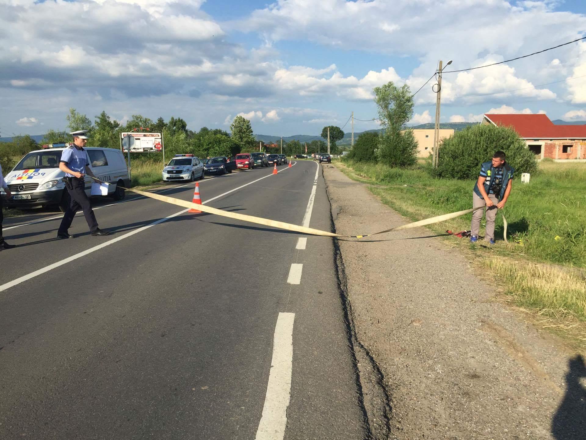 Corespondenții ObiectivSm au aflat identitatea tinerilor din Gherța implicați in accidentul de motocicletă. Fata decedată era liceană