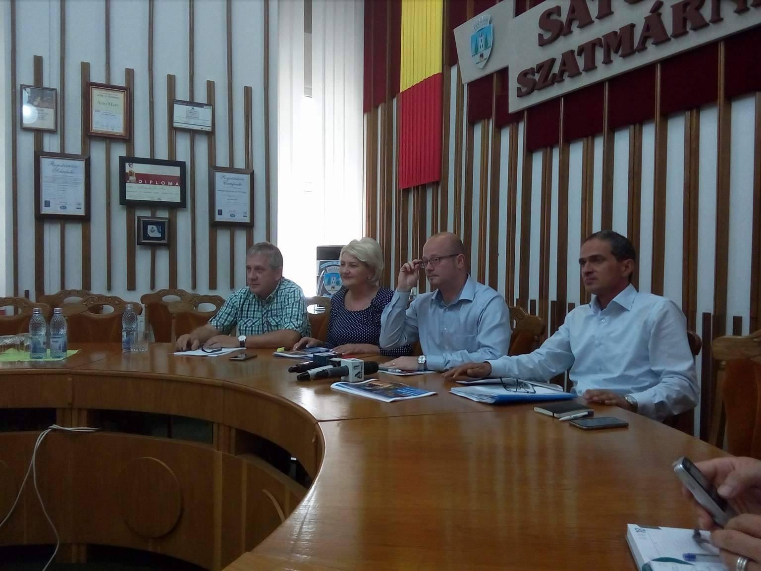 Raport de activitate la un an mandat – ce strazi s-au asfaltat si care urmeaza, in municipiul Satu Mare
