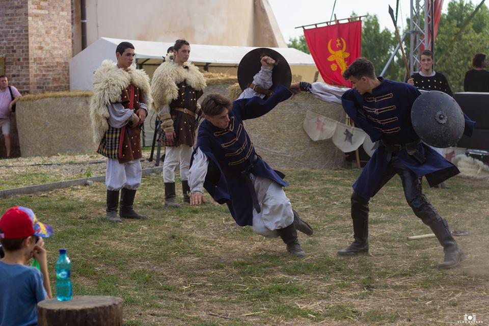 Festivalul Medieval MedievArtFest Ardud a mai scris o filă de istorie