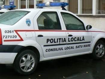 Polițiștii locali au pus pe fugă doi hoți, care și-au abandonat prada
