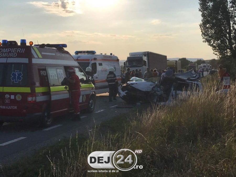 Ce spune compania Fanny după accidentul de ieri în care a fost implicat un autocar din Satu Mare