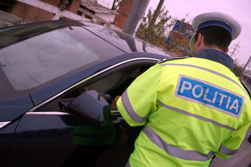 Băimărean prins conducând fără permis în Satu Mare