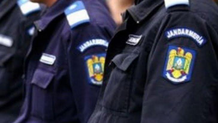 Jandarmii la datorie în acest sfârşit de săptămână