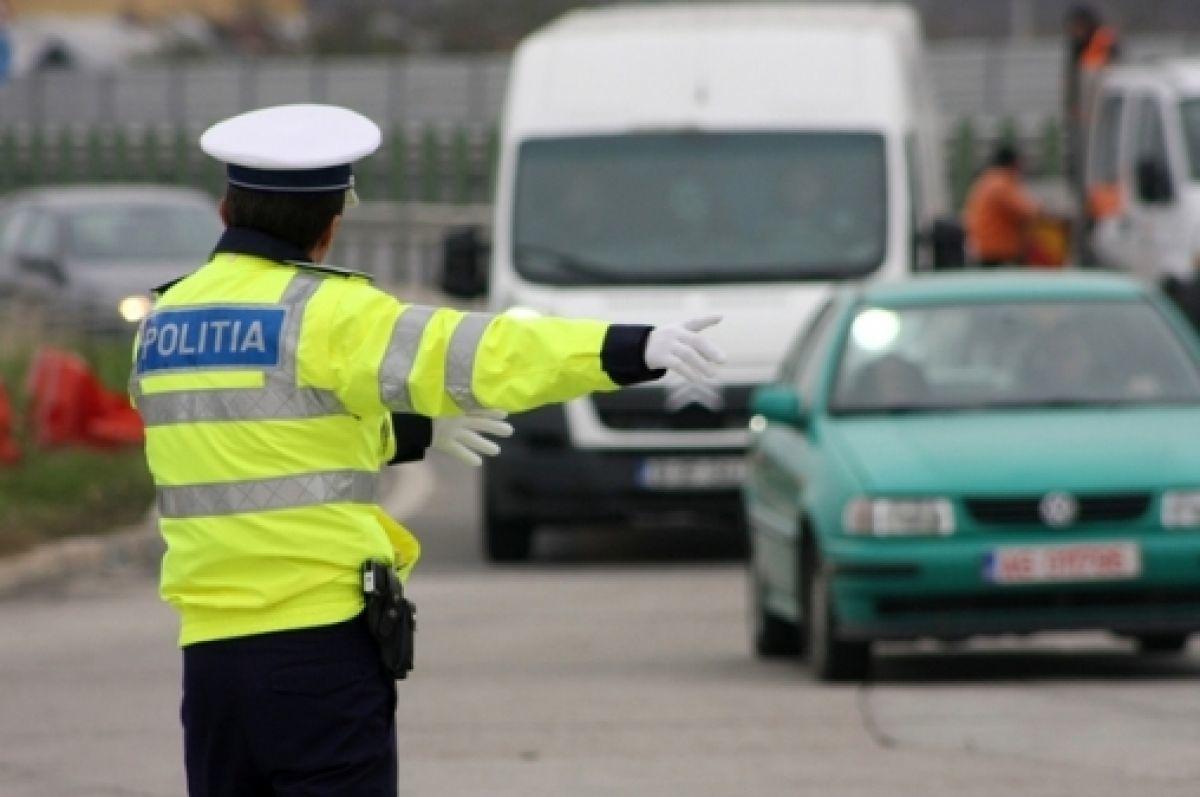 Acţiuni ale poliţiştilor sătmăreni pentru siguranţa traficului rutier