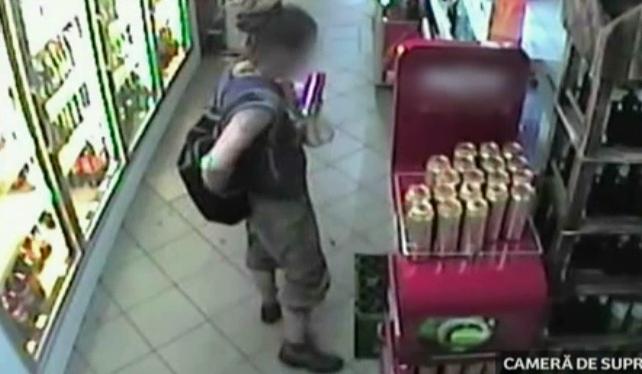 Două persoane au fost prinse furând din magazine, la Satu Mare și Tășnad