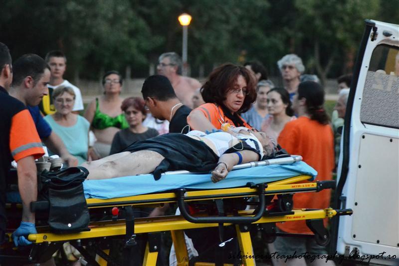 Doi minori au fost răniți în urma unui accident la Culciu