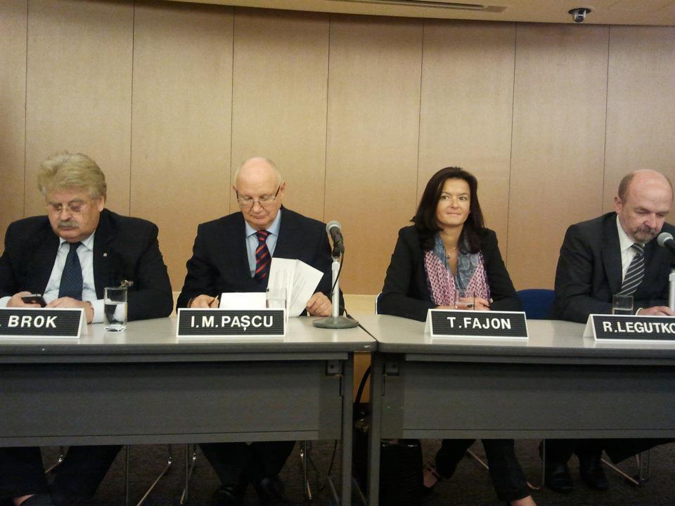 Europarlamentarul sătmărean Ioan Mircea Pașcu ia atitudine față de refuzul celor trei țări ca România să fie acceptată în Schengen