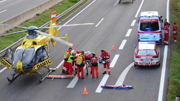 Supraviețuitorii accidentului din Viena, în spitale diferite. Identitatea lor e cunoscută de medici
