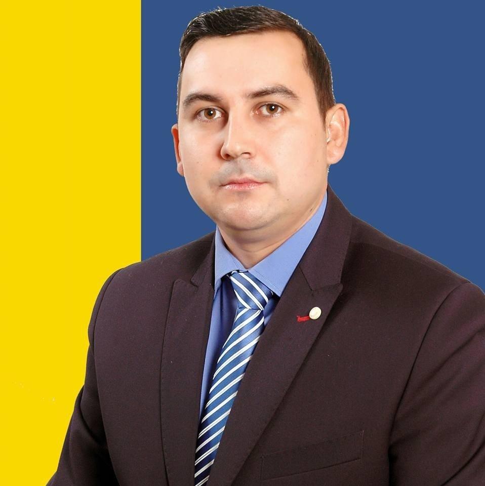 Viceprimarul din Santău, Sergiu Silaghi, principalul favorit pentru a prelua conducerea tineretului PNL Satu Mare