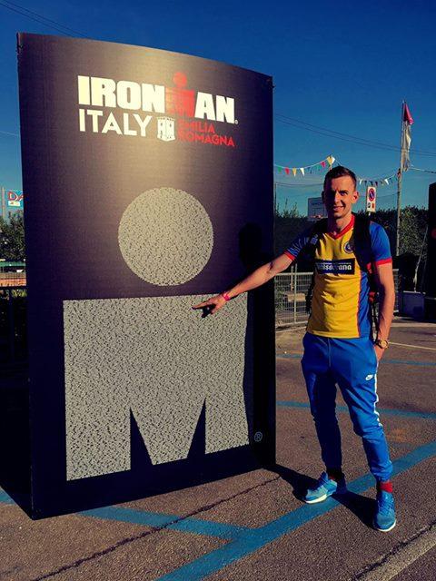 Adrian Donca, Ironman de Satu Mare. Cursă nebună de 13 ore terminată cu bine – VIDEO