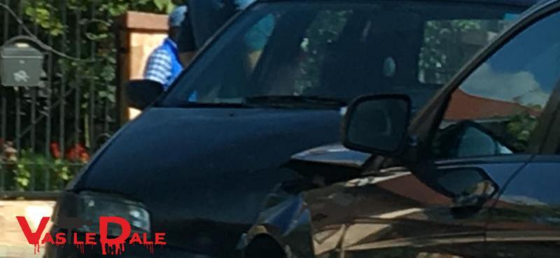 Un sătmărean a provocant un accident în lanț în Tăuții Măgherăuș, Maramureș