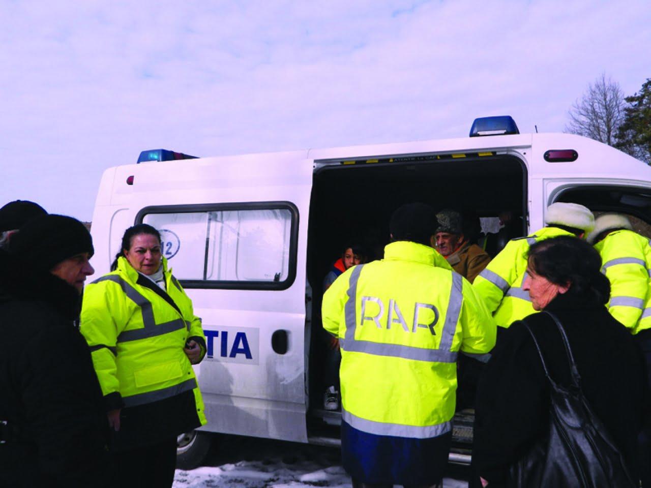 Poliția Rutieră și RAR au realizat o amplă acțiune.Mai mulți șoferi au rămas fără permis