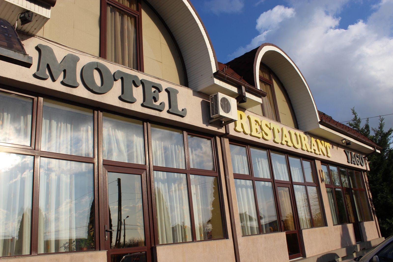 Prea mulți musafiri și prea puțin spațiu? Restaurant Motel Yago are rezolvarea problemei tale
