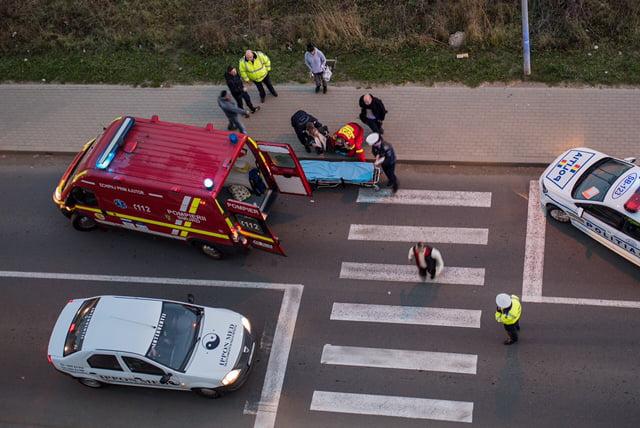Un copil de 8 ani din Odoreu a fost lovit pe trecere. Șoferul vinovat, a fugit