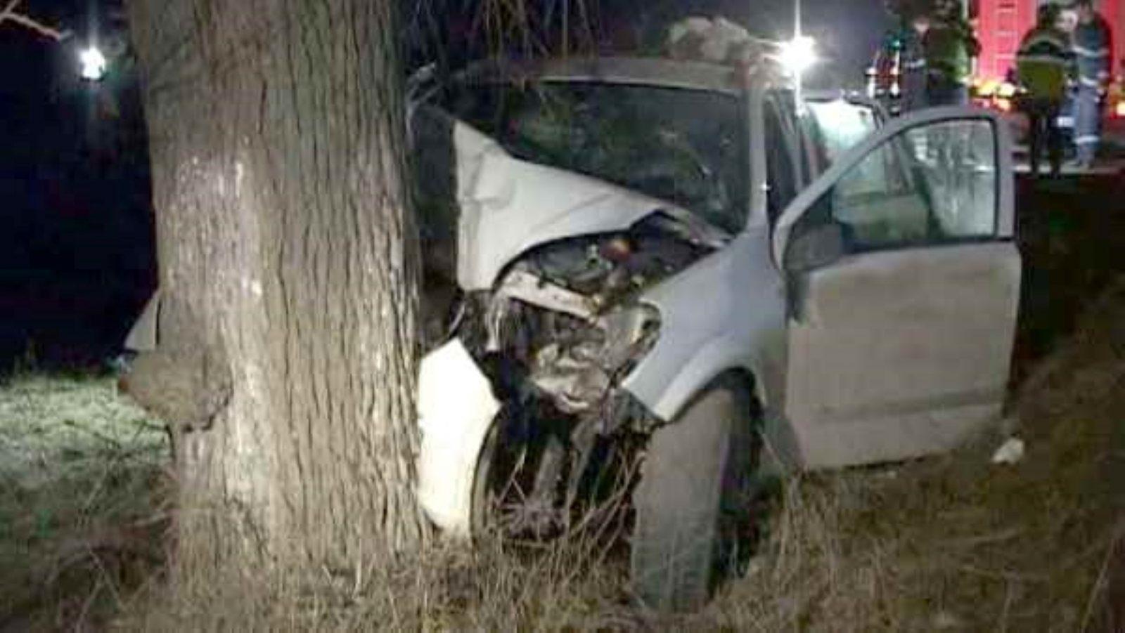 Accident mortal produs în Drăgușeni. O persoană a decedat
